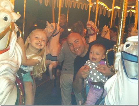 Disneyland jan 2012
