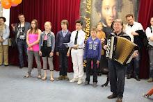 Последний звонок 2013 г. в Пушкинской школе
