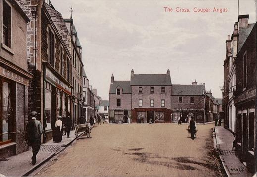 Coupar Angus 1917