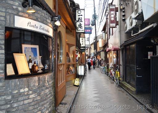 Gloria Ishizaka -andando por Kyoto - 8