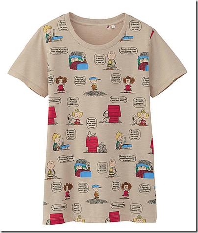 Uniqlo X Snoopy Tee - Woman 31