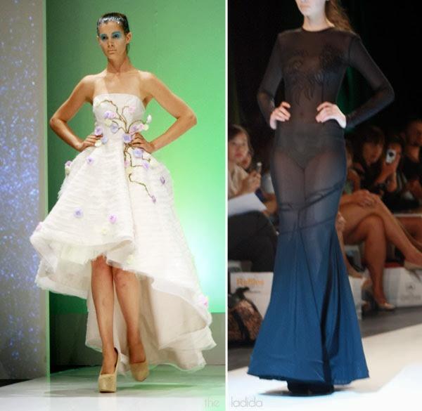 Raffles Graduate Fashion Show 2013 - Emma MacGregor