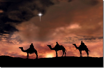 Photo Art 3 Wise Men