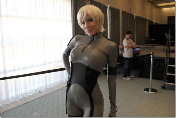 Belas garotas de cosplay na Comic Con 2011 (5)