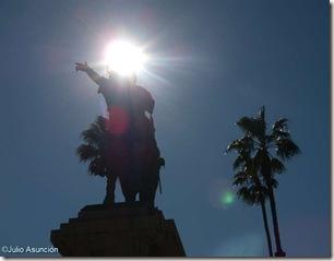 Jaime el Conquistador - Estatua de Vallmitjana