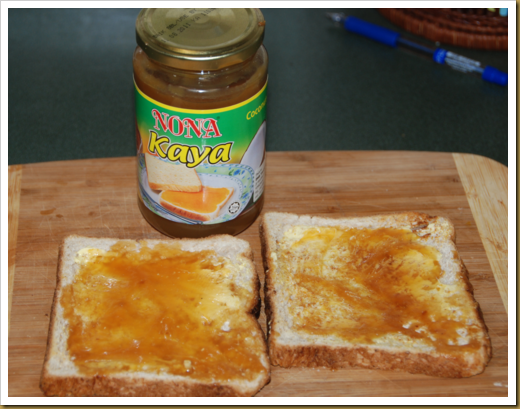Golden Kaya on Toast ( CC BY-NC-ND GlobalCitizen01 )