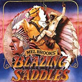 Blazing Saddle cameo