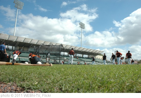'Orioles Spring Training' photo (c) 2011, WEBN-TV - license: http://creativecommons.org/licenses/by-nd/2.0/