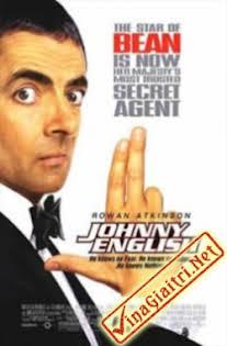 Điệp Viên Không Không Thấy 2003 - Johnny English (2003)