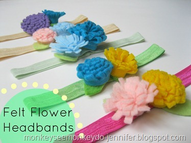 felt flower headbands title