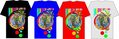 Camisas Manicacas 2012