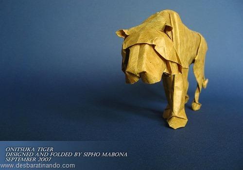 animais de papel origami desbaratinando  (21)