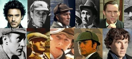 Actors who've played Holmes