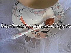 cucchiaino decorato