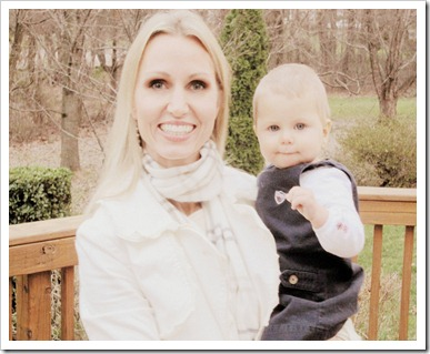 Reese and mom