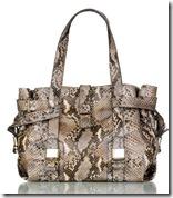 LK Bennett Snake Handbag