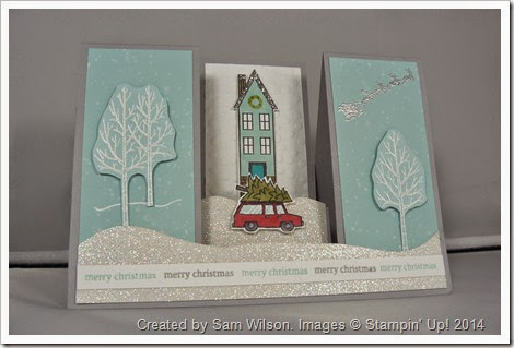 White Christmas, Holiday Home, Amanda Bates, The Craft Spa 001