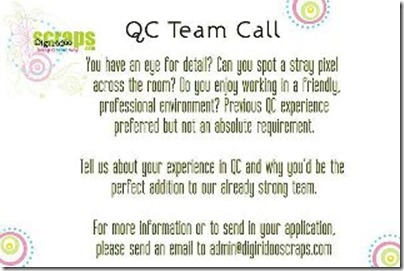 QC call