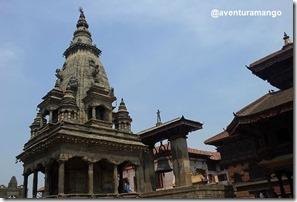 Templo em Bhaktapur