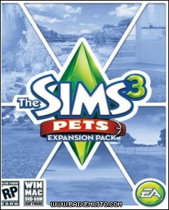 4e9db6ca84d8b Download   The Sims 3: Pets   PC Full + Crack Baixar Grátis