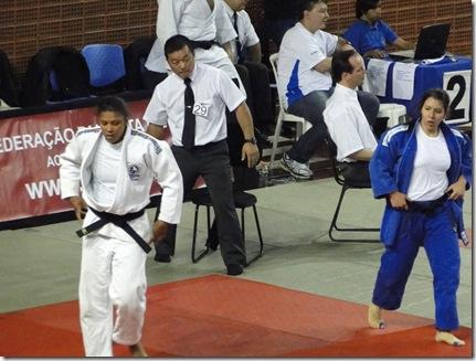De judogui branco, Fernanda Gomes Oliveira