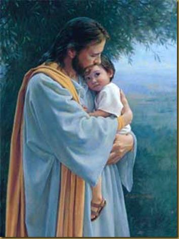 JESUS CON NIÑO