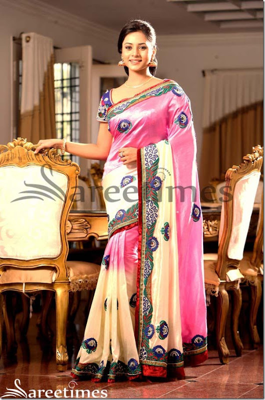 Suja_Dual_Color_Saree
