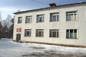 DSC 0160 5 корпус (поликлиника)   зима
