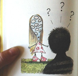 A Menina de Muitos Olhos