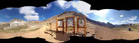 Upper Trailhead Panorama Photo