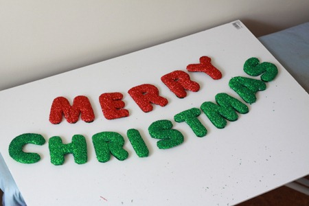 Christmas Banner Tutorial (8)
