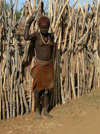 Fata Africa goala