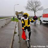 Intocht Sinterklaas in Nieuwe Pekela - Foto's Harry Wolterman