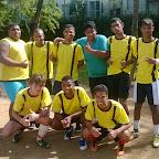 Campeonato Beneficente em Honra a São Domingos Sávio - coroinhas