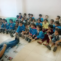 Pre-primary 6th March 2014 GDA Harni