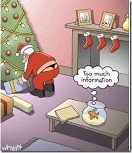 Christmas TMI
