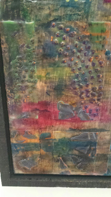 Does Encaustic Painting Use Clay