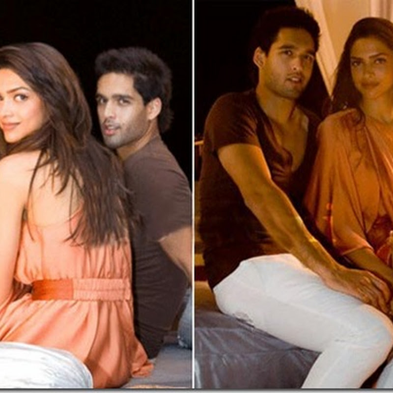 Deepika's ex-boyfriend Siddharth gone in spiritual way!