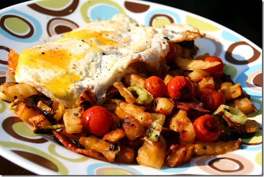 French Fries Hash Browns
