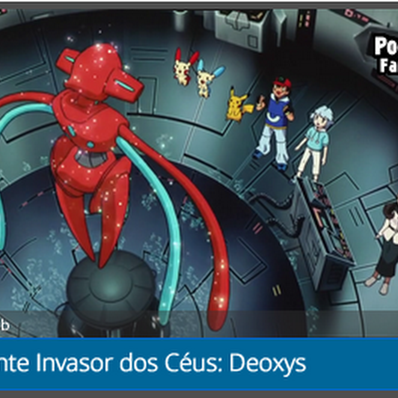 O Visitante Invasor das Fansubs: Pocket