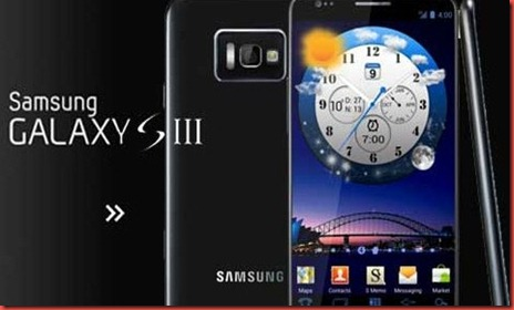 Seo smartphones samsung galaxy 3 and blackberry 7 launch