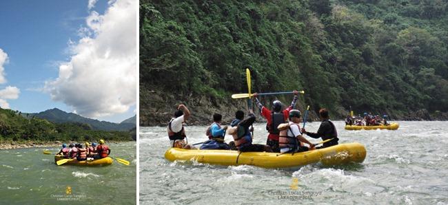 Kalinga Rafting 1 - Lakad Pilipinas