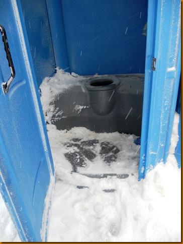 WC de vivac