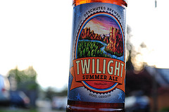 image of Twilight Pale Ale courtesy of the brewery & our Flickr page