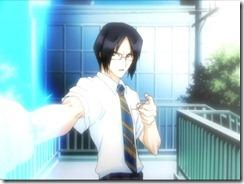 Bleach 13 Ishida's Bloody Hand