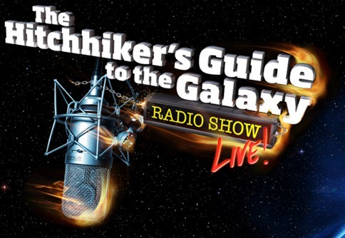 hitchhiker guide galaxy live