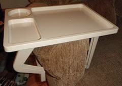 TrayMate personal tray made by S.S. Manufacturing, York, PA