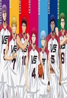 Kuruko Tuyển Thủ Vô Hình: Trấn Đấu Cuối Cùng - Kuroko's Basketball: Last Game