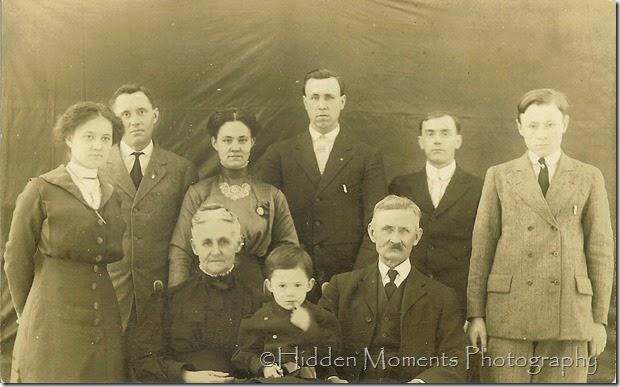 Daniel Garis family