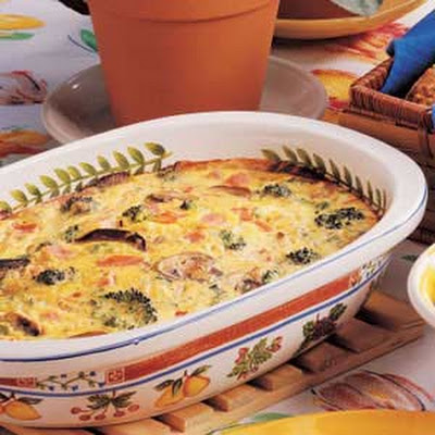 Colorful Frittata